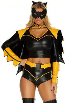6pcs Action Packed Super Hero Costume
