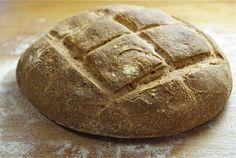 pan de espelta  masa madre