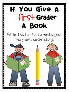 Cute freebie from Made for 1st Grade teaching blog. I am going to use as a writing activity with one of Laura Numeroff's books.