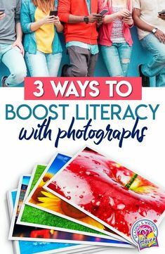 Teaching with photographs is an interesting and engaging way to boost literacy and critical thinking #HighSchoolELA #MiddleSchoolELA Teaching Strategies, Teaching Writing, Teaching English, Teaching Ideas, Middle School Ela, Middle School English, High School, Writing Workshop, Workshop Ideas
