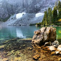 Lake Serene - Bridal Veil Falls — Washington Trails Association