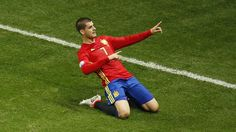 Alvaro Morata in talks with Real Madrid amid reports striker could move to Chelsea or Arsenal
