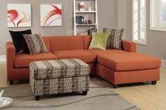 Fabric Sectional Sofa F7175 - 1