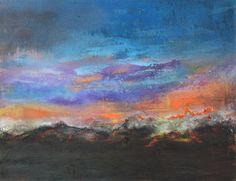 """Saatchi Art Artist Fabien Bruttin; Painting, """"Dawn"""" #art"""