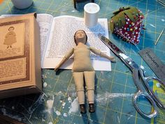 Hitty - Just finished from Gail Wilson Kit by Wyld_Hare, via Flickr