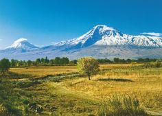 Spectacular Ararat Mountain
