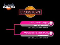 Watch as the Downtown and Crosstown brackets are revealed in the 2013 Downtown Madness Selection Show. Join the Madness in Elgin at www.DowntownElgin.com.