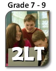 2Learn's website that offers information about digital citizenship.