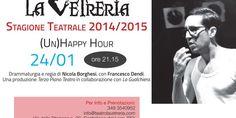 (Un)Happy Hour, alla Vetreria di Castiglione del Lago - Trasimeno Oggi - Notizie dal Lago Trasimeno, da Magione, Castiglione del Lago, Tuoro e Passignano