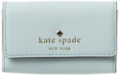 kate spade new york Cherry Lane Holly Card Case Now for 58.00. 100% Leather. n/a. Snap flap closure. Leather. By kate spade new york; imported