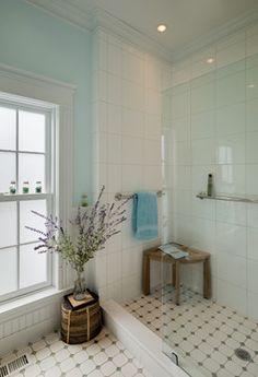 Micro Home - traditional - bathroom - new york - Crisp Architects