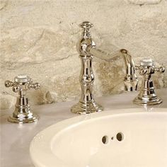 chaud/froid basin taps | Transitional Faucets\' Collections ...