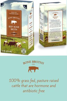 Our beef bone broth provides you the many health benefits of traditional bone broth without the hassle. It's the perfect addition to your Whole30 plan!