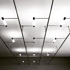 NextBauhaus Walter Gropius Lights at Bauhaus Dessau | www.bauhaus-movement.com/designer/walter-gropius.html
