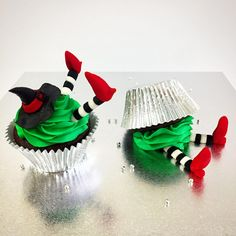 Witch Cupakes