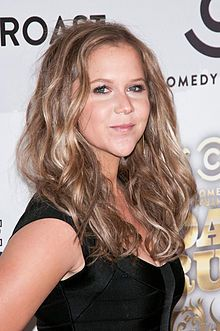 Amy Schumer (1981 - ) an American stand-up comedian, writer, actress, and producer. She is the creator, co-producer, co-writer and star of the sketch comedy series Inside Amy Schumer, which has been airing on Comedy Central since 2013. Inside Amy Schumer has received a Peabody Award and Schumer has been nominated for five Primetime Emmy Awards for her work on the series, winning for Outstanding Variety Sketch Series in 2015. Schumer's first lead role in a film was 2015's Trainwreck, which…
