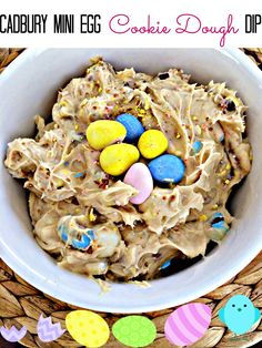 Yes, you read that correctly. I was surfing my Pinterest boards and came across this pin for Cadbury mini egg dip using yogurt and fat free coolwhip. I was intrigued, so I headed over to And They Cooked Happily Ever … Continue reading →