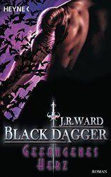 """Ulla Liebt Bücher  : """"Black Dagger 25: Gefangenes Herz"""" von J.R. Ward"""