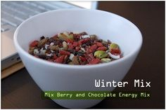 winter trail energymix jana recipe 01 Winter Mix   Berry and Chocolate Energy Mix