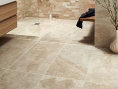 Tile Type: Wall, Floor Size: 90cm x 45cm £30.61 price/tile qty £75.58 price/m2