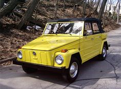 "VW Type 181 ""Thing"" Please be mine"