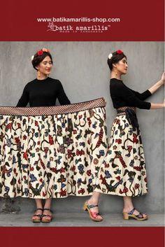 Batik Amarillis made in Indonesia www.batikamarilli... proudly presents Batik Am... - my vintage style - #Amarillis #Batik #Indonesia #presents #proudly #Style #Vintage #wwwbatikamarilli