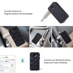 Bluetooth 4.1 Stereo Audio Receiver