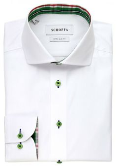 Boston Green Men's Shirt great accent color