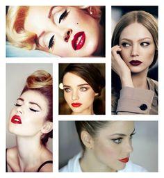 Os clássicos da beleza - Batom Vermelho