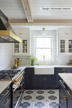 white kitchen cabinets with granite ~ white kitchen cabinets - white kitchen - white kitchen ideas - white kitchen cabinets with granite - white kitchen backsplash ideas - white kitchen backsplash - white kitchen decor - white kitchen design Farmhouse Kitchen Decor, Kitchen Redo, Home Decor Kitchen, Interior Design Kitchen, Home Kitchens, Kitchen Dining, Blue Kitchen Ideas, Galley Kitchens, Kitchen Ideas On A Budget