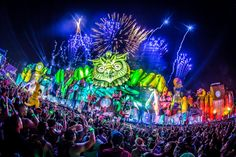 Electric Daisy Carnival EDC Limousine Service in Las Vegas – irideyourway Electric Daisy Carnival, Ultra Festival, Edm Festival, Festival Lights, Festival Fashion, Tomorrow Land, Lollapalooza, Raves, World Music