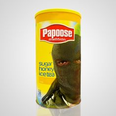 """PAPOOSE - """"Sugar Honey Iced Tea"""" #ImWithTheShits (Clean/Dirty) #newmusic"""