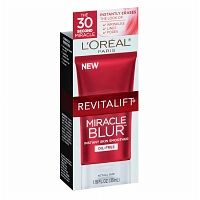 L'Oreal Paris Revitalift Miracle Blur Oil Free Instant Skin Smoother || Skin Deep® Cosmetics Database | EWG