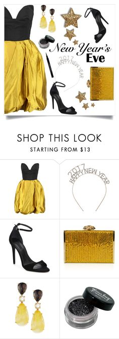 """""""Alexander Wang"""" by tina-pieterse ❤ liked on Polyvore featuring Oscar de la Renta, Alexander Wang, Judith Leiber, Marco Bicego, Givenchy and nye"""