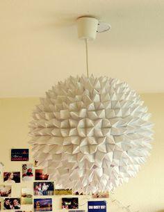 Unbekümmert: Himmel-und-Hölle-Lampe DIY