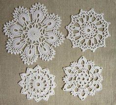 Maglia appliques Centrino maglia abbellimenti di DelicateUrban