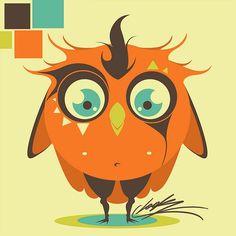 owl by Lucas Vipieski