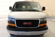 Cars For Sale Used 2014 GMC Savana 3500 In LT Extended Passenger Tempe AZ