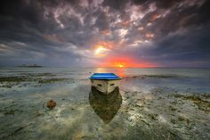 Photograph A Little Light in the Morning Darkness by Komang Sunantara on 500px
