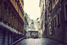 Day 330, 08.01.2013 - Old Town, Vienna (yet another place I didn't know existed…