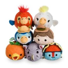 Adventureland Mini ''Tsum Tsum'' Plush Collection | Disney Store