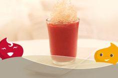Cosa succede quando ghiaccio e fuoco si incontrano in cucina? Che siamo orgogliosi di condividere con te una nuova deliziosa ricetta dolce della chef Laura Ravaioli :)  #tropical #zuccherodicanna #chef #lauraravaioli #ricetta #cucchiaio #ghiaccio #dolce #fragole #chiacchieredolci