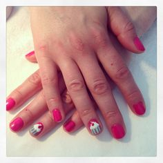 #nailart Nails by Jenna @ Mani-fique