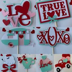 Excited to share this item from my shop: Valentine centerpiece sticks Diy Valentines Cards, Valentine Special, Valentine Box, Valentine Decorations, Floral Foam, Backdrops For Parties, Craft Party, Party Themes, Centerpieces