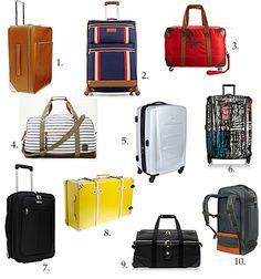 Luggage for Travels Near & Far