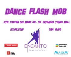 Encanto Dance Academy va invita la Dance Flash Mob!Tomis Mall – Primul Mall din Constanta Dance Academy, Mall, Memes, Meme, Template