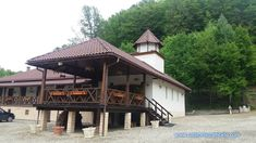 Gazebo, Outdoor Structures, Cabin, House Styles, Home Decor, Kiosk, Decoration Home, Room Decor, Pavilion