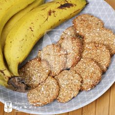 Cookie Banana and Oats in AirFryer Air Fryer Recipes, Creative Food, Diy Food, Bon Appetit, Cake Recipes, Good Food, Low Carb, Favorite Recipes, Lunch