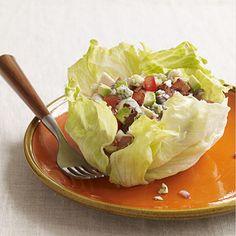 Cobb Salad Lettuce Wraps | health.com