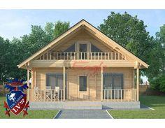 Residential 7.8m x 7.15m New Laminated Range 471